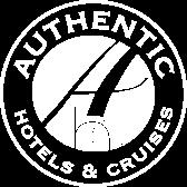 Logo Authentic hotels and cruises - luxury accommodation provence