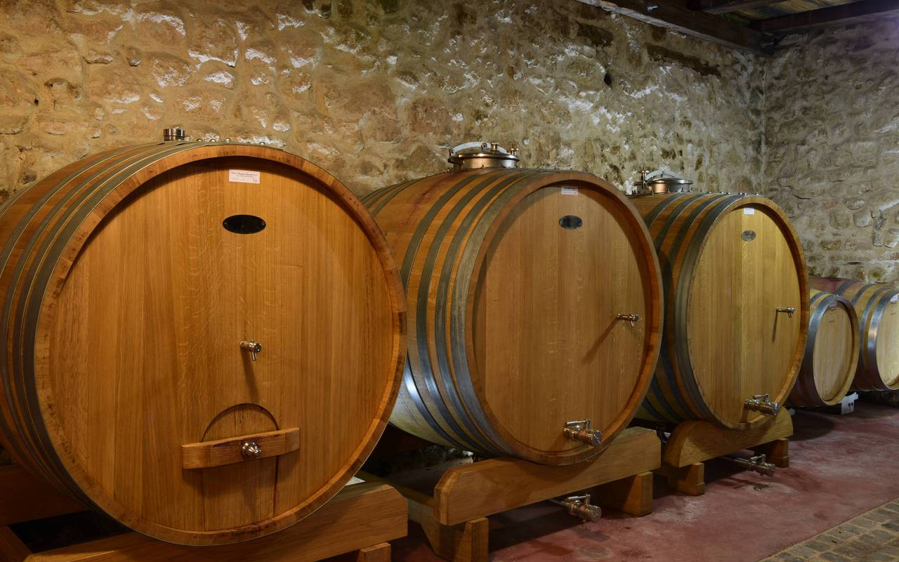 wine making - wineries in provence france