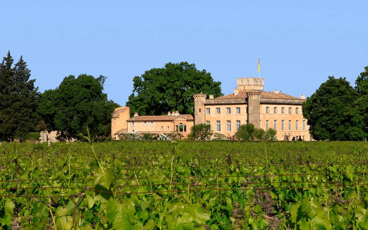 Exterior villa - provence wine tours