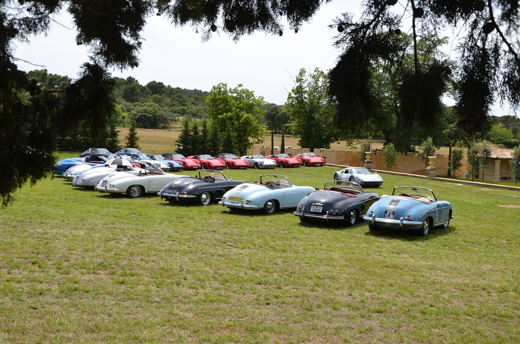 Porsche club - guest house in provence