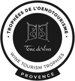 Trophées œnotourisme logo - wineries in provence france
