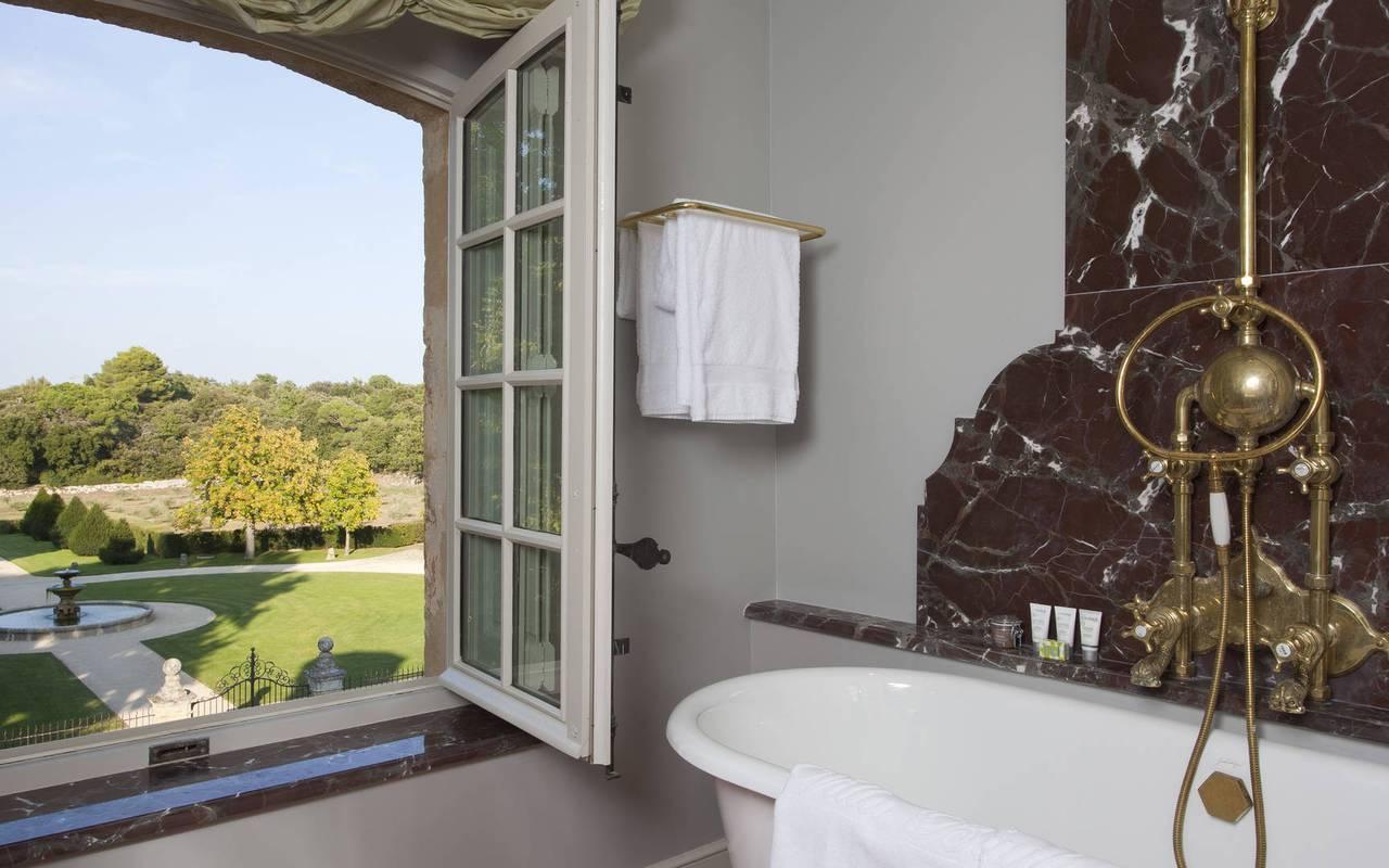 Salle de bain benedicte - maison d hote aix en provence
