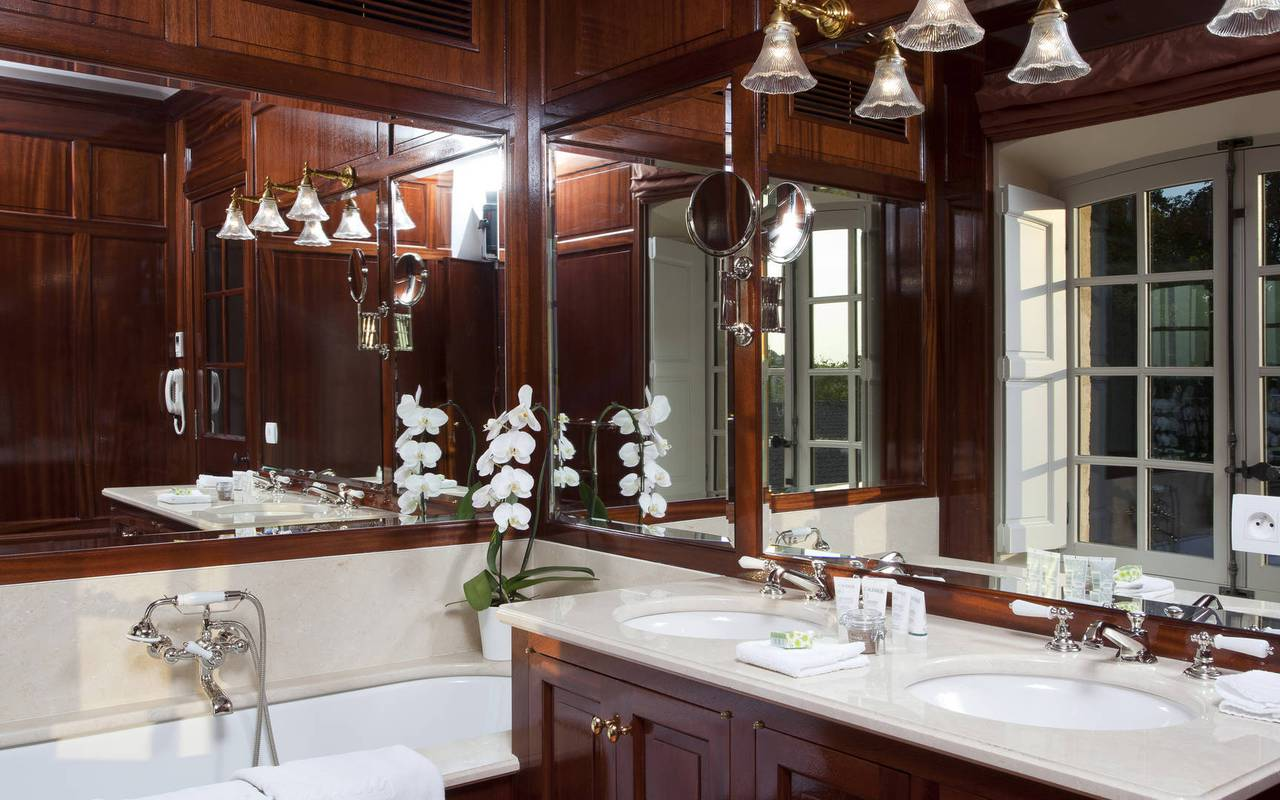 Salle de bain chambre joseph pierre
