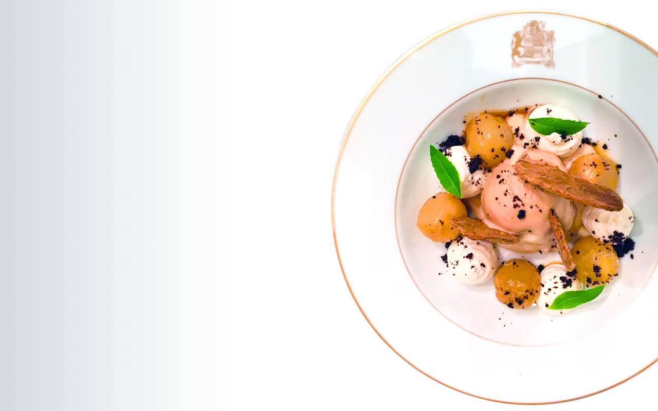 Exemple de plat - maison d hote de charme provence