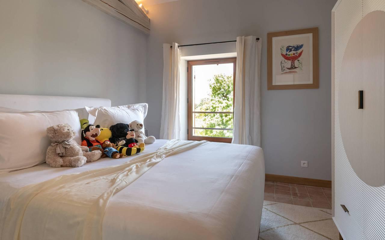 Chambre villa les granges - maison d hote aix en provence