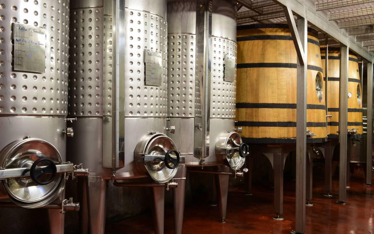 Chais - Vignoble provence