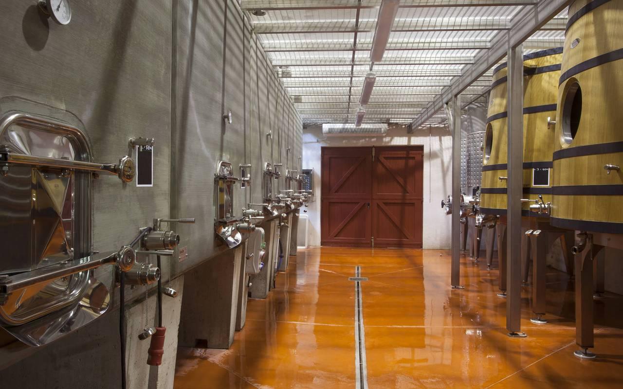Chais - vignoble aix en provence