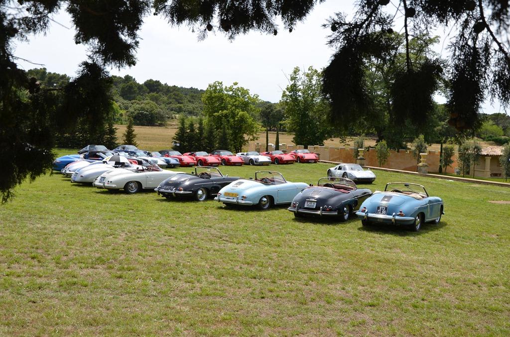 Porsche club - séminaire aix en provence