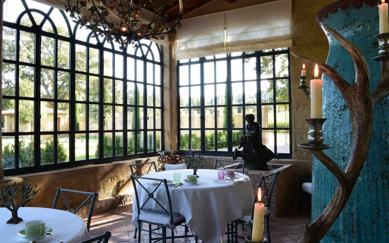 Restaurant - maison d hote aix en provence