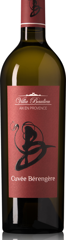 bouteille de vin - vignoble provence
