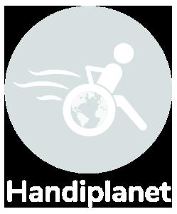 Handiplanet Logo - maison d'hote aix en provence